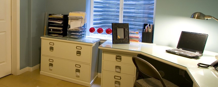 Basement Remodeling Ideas – Creating a Home office: