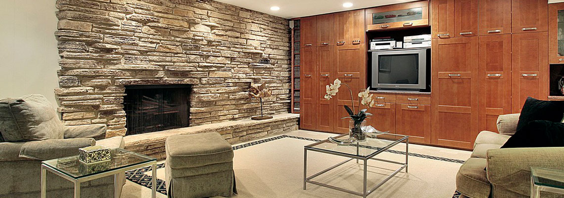Basement Remodeling Chicago And Area Basement Improvements - Basement remodeling chicago
