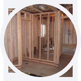 Basement Finisging - frames